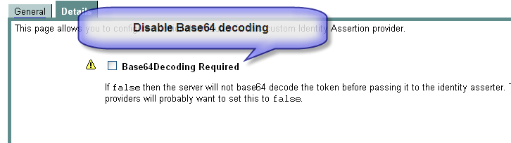 WebLogic Base64 decoding